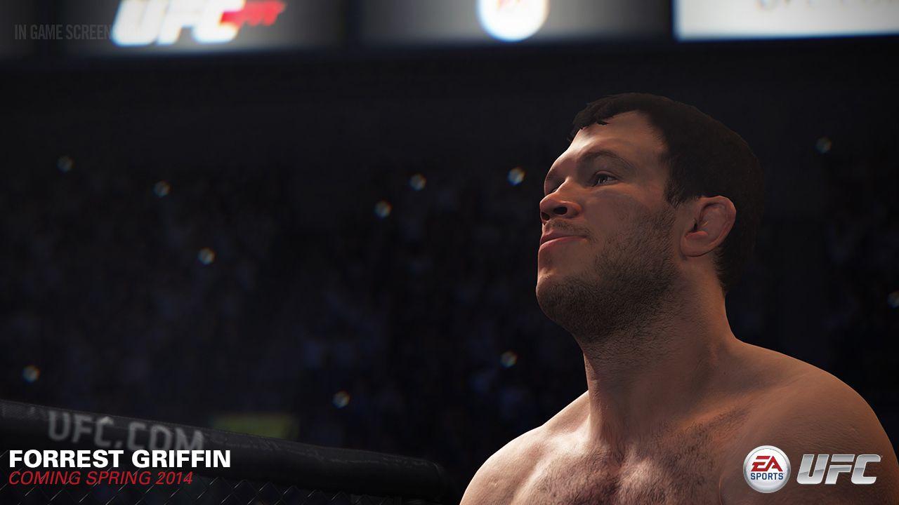 EA Sports UFC: segnalato un curioso glitch