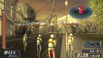 Earth Defense Force 2 Portable V2: un nuovo trailer per festeggiare il lancio giapponese