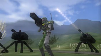 Earth Defense Force 2 V2, trailer dal TGS