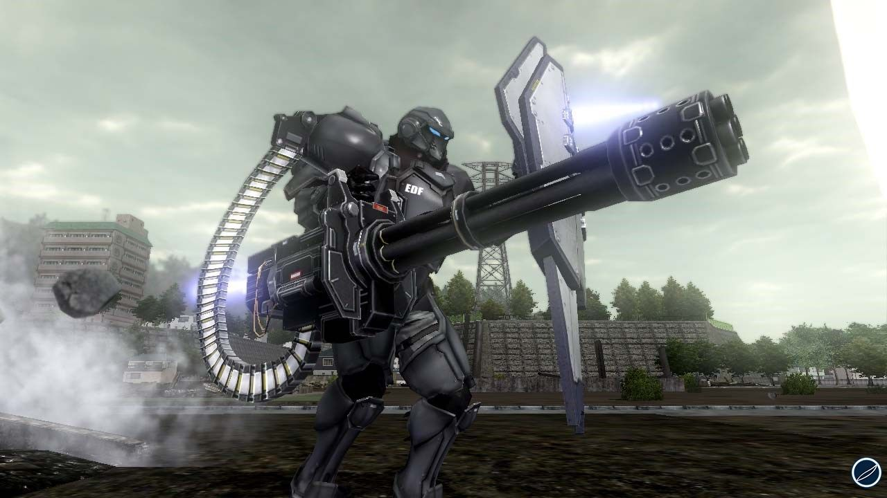 Earth Defense Force 2025 entra in fase gold