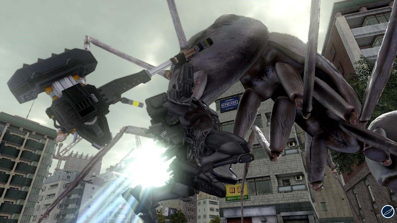 Earth Defense Force 2025: trailer giapponese
