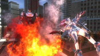 Earth Defense Force 4.1 arriva su Steam la prossima settimana