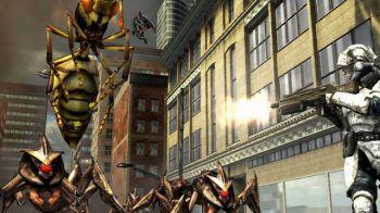 Earth Defense Force: Insect Armageddon disponibile su Steam