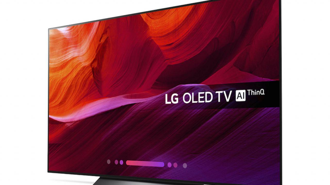 eBay: TV OLED LG da 55'' 4k in super offerta, sconto del 51%