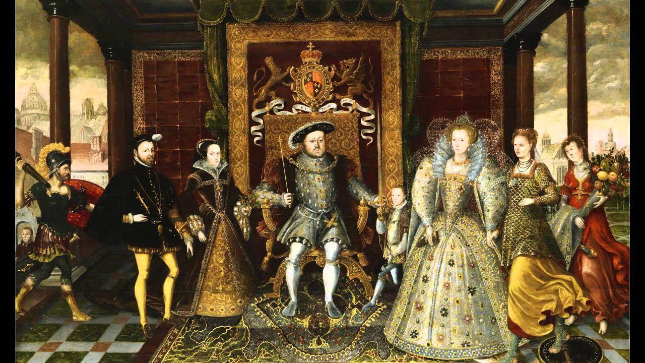 Ecco 4 poco note curiosità sulla famiglia dei Tudor, da Enrico VII ad Elisabetta I