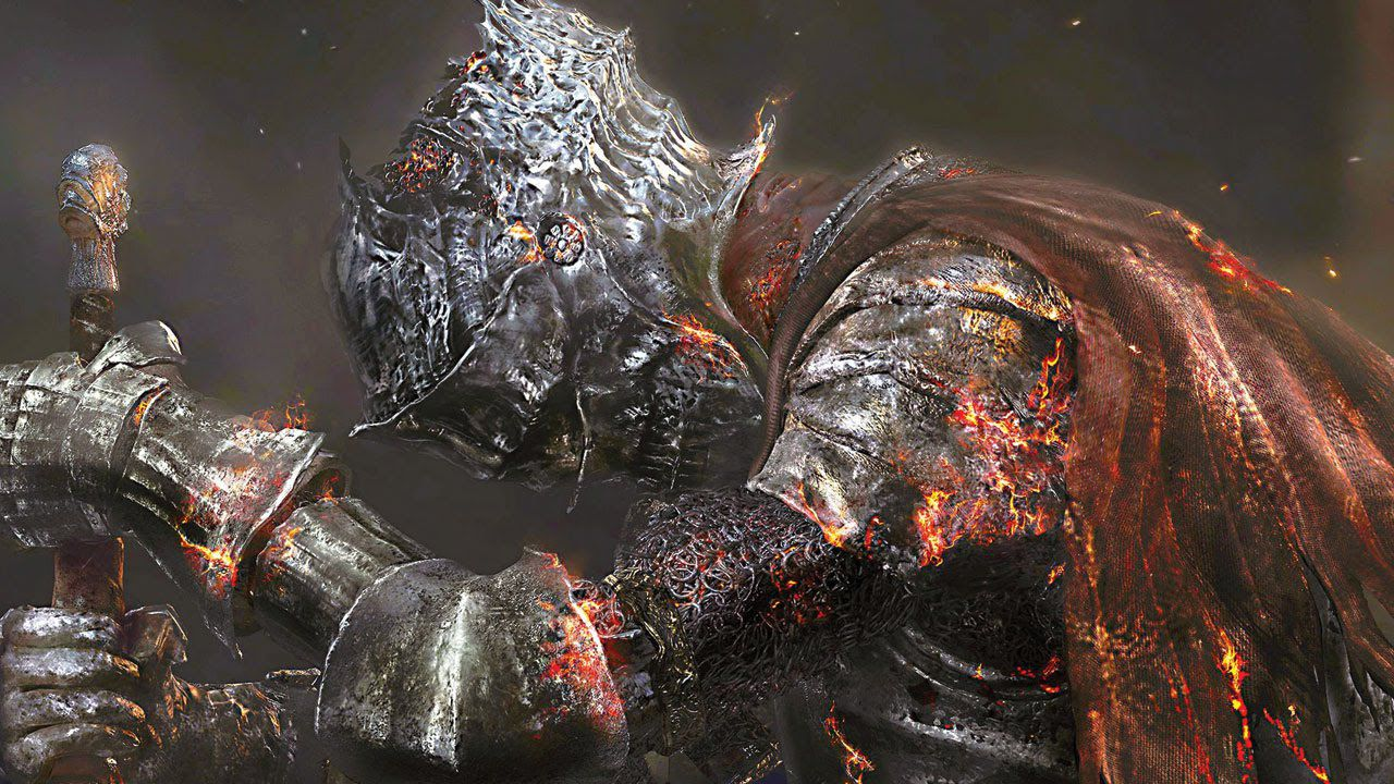 Ecco alcune immagini per la statua del Lord of Cinder inclusa nella Prestige Edition di Dark Souls 3