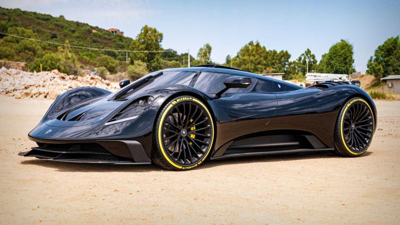 Ecco la Ares S Project: una Corvette C8 sotto steroidi