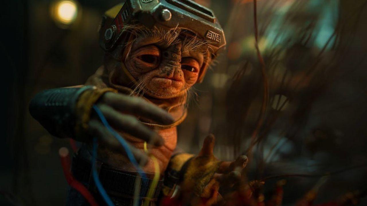 Ecco a voi Babu Frik, nuovo alieno di Star Wars: L'ascesa di Skywalker