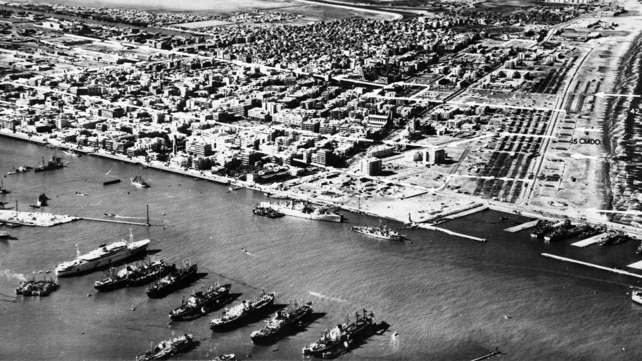 Ecco una breve guida per comprendere meglio la crisi di Suez del 1956