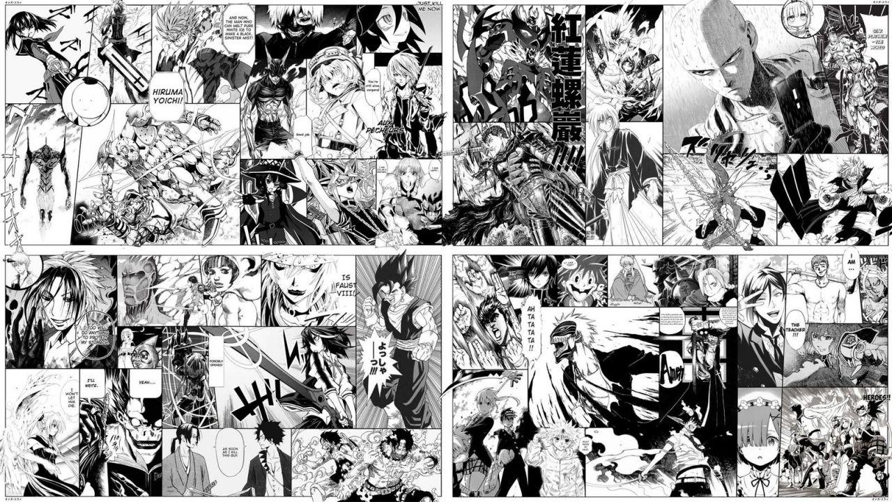 Ecco la classifica dei manga più importanti secondo i lettori giapponesi