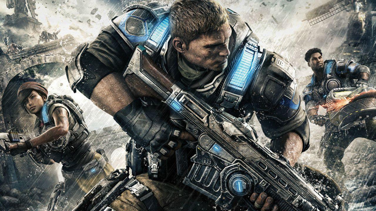 Ecco come Gears of War 4 sfrutterà le potenzialità di Xbox One S