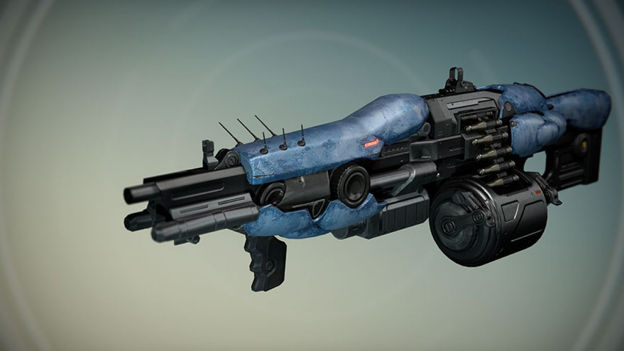 Ecco come riforgiare le nuove armi di Destiny