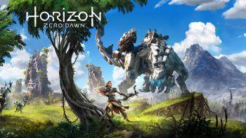 Ecco come si presenta Horizon Zero Dawn giocato su PS4 Pro