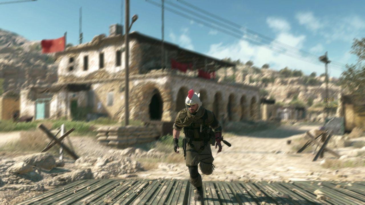 Ecco come trasferire in Metal Gear Solid 5 The Phantom Pain i salvataggi del prologo