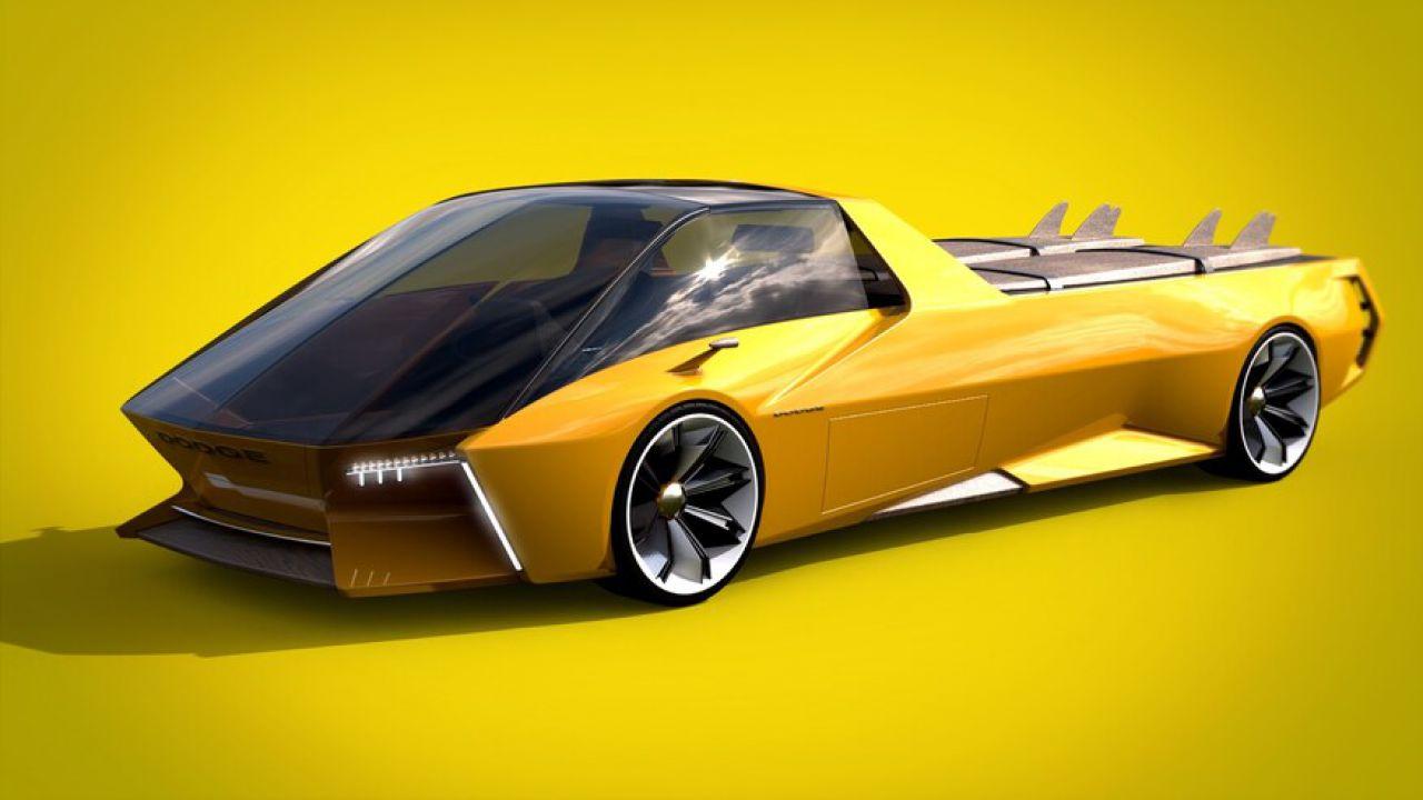 Ecco la Dodge Deora 2022, una concept car leggendaria appena aggiornata