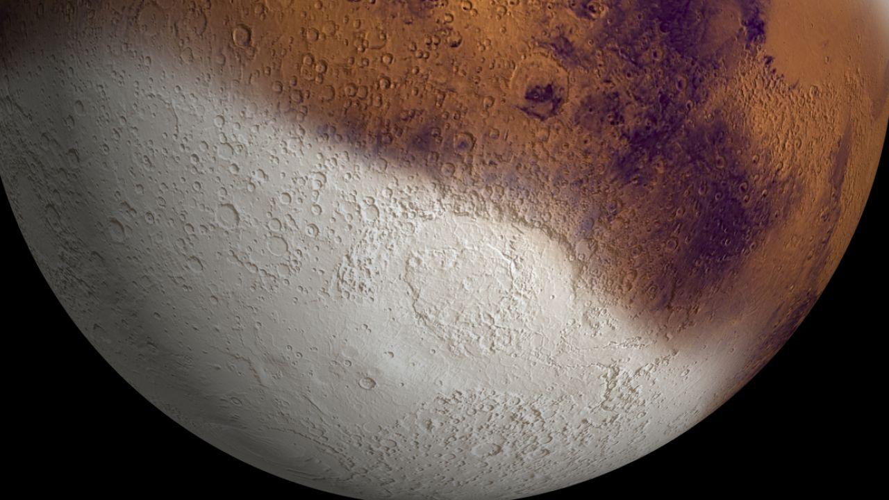 Ecco quante ere glaciali ci sono state su Marte negli ultimi 300-800 milioni di anni