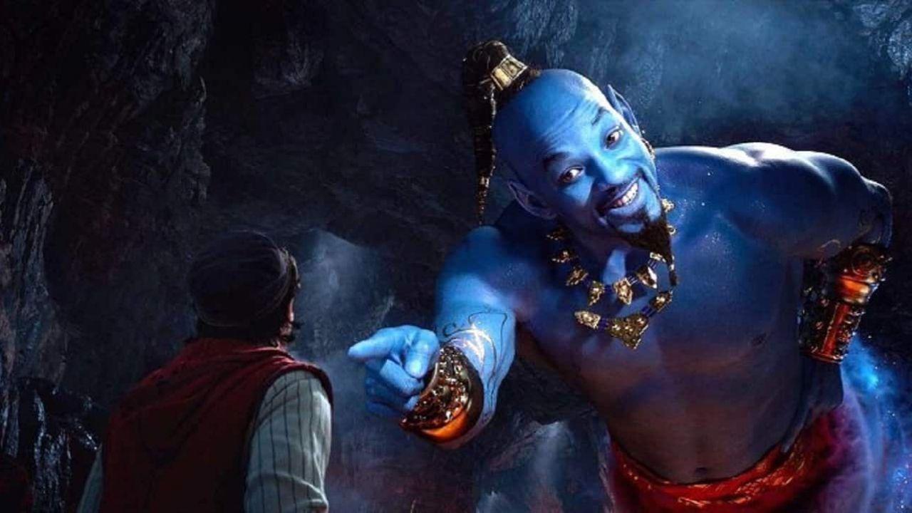 Ecco il 'geniale' pancake con la faccia di Will Smith ispirato ad Aladdin
