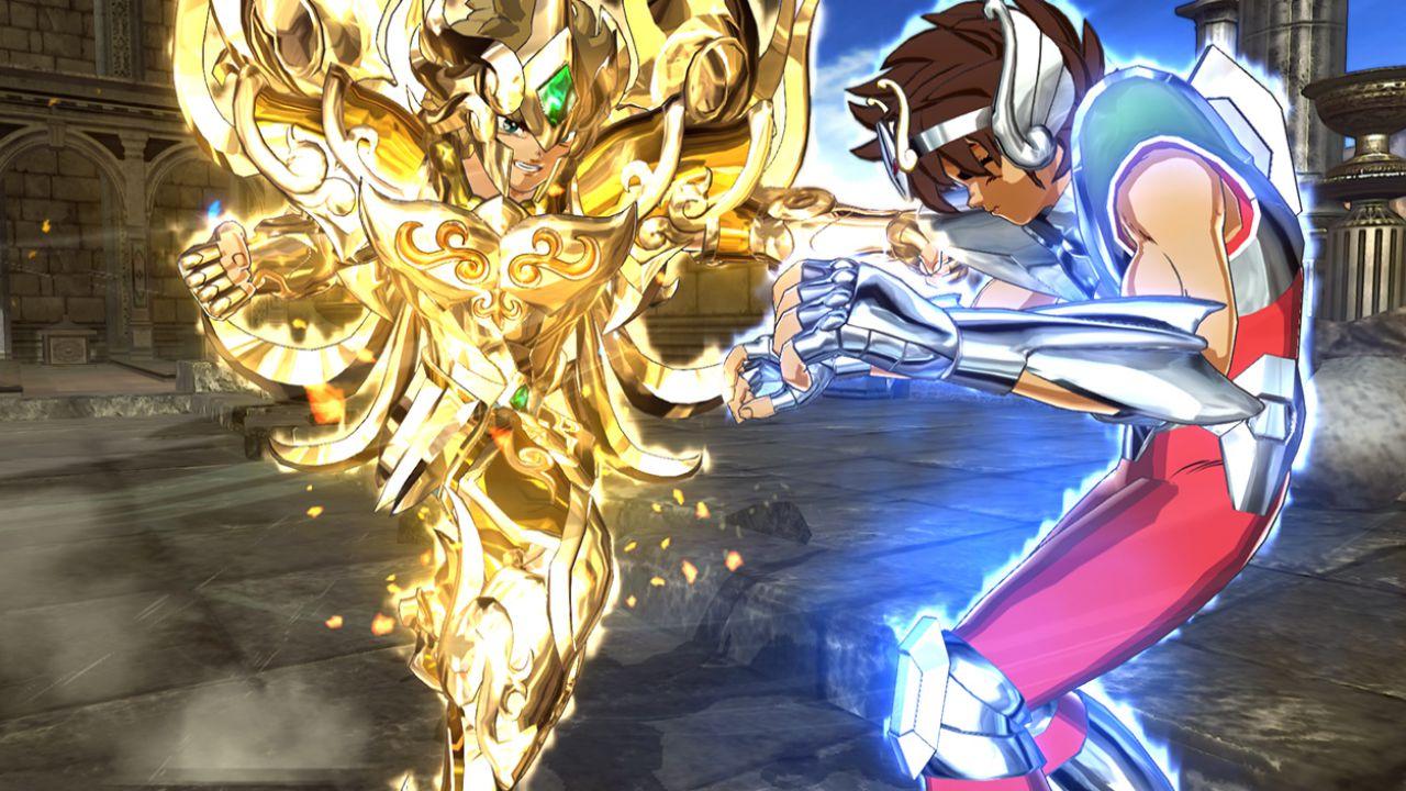 Ecco gli eroi di Saint Seiya Soldiers' Soul in nuovi scatti