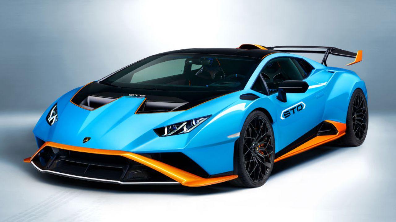 Ecco la Lamborghini Huracan STO: è la più estrema di sempre