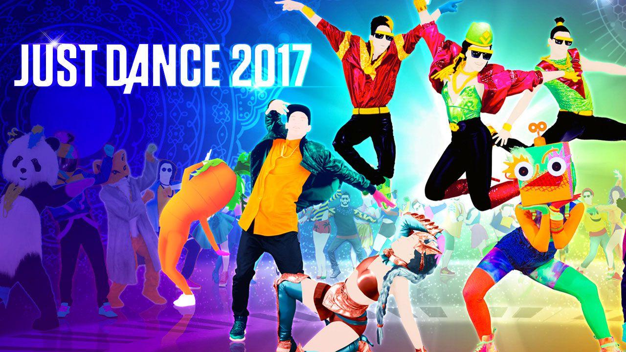 Ecco la lista completa delle canzoni che potrete ballare in Just Dance 2017