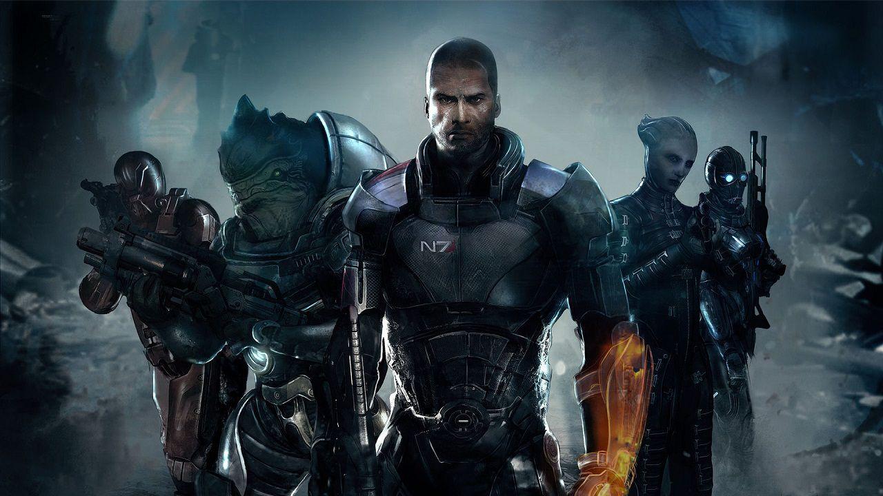 Ecco Mass Effect in azione su Xbox One