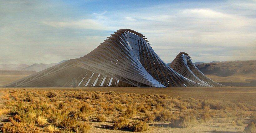 """Ecco a voi la """"montagna solare"""", che può alimentare qualsiasi zona della Terra"""