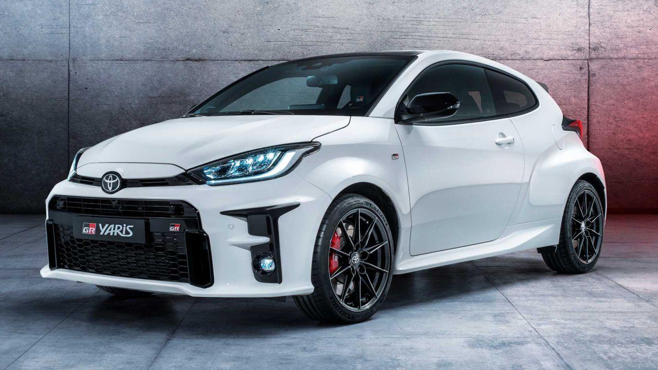 Ecco la nuova Toyota Yaris GR 2020: 272 CV e trazione 4WD