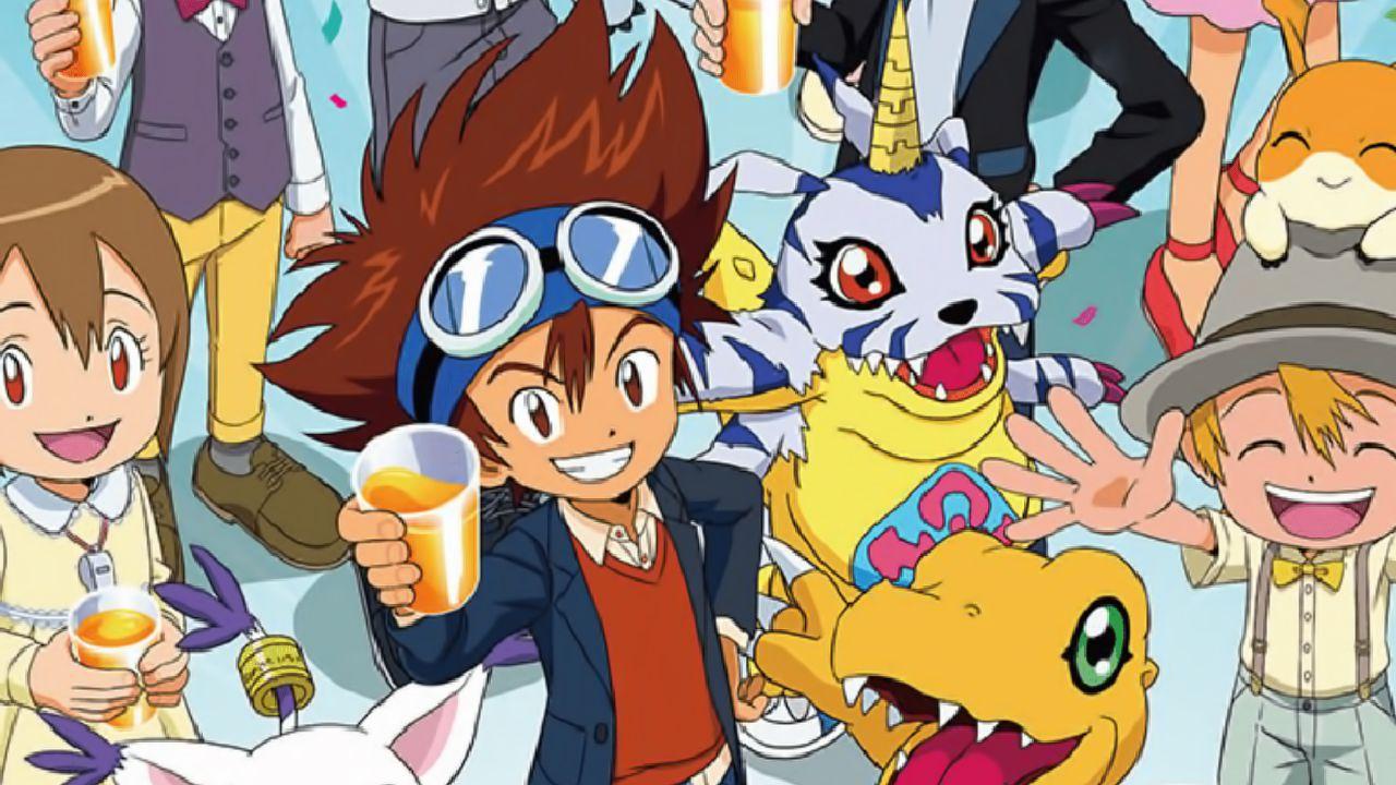 Ecco l'opening della nuova serie Digimon Adventure: Psi!