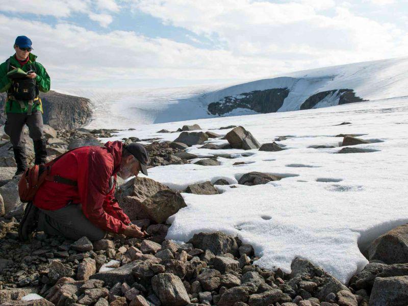 Ecco perché lo scioglimento dei ghiacciai coinvolge anche l'archeologia