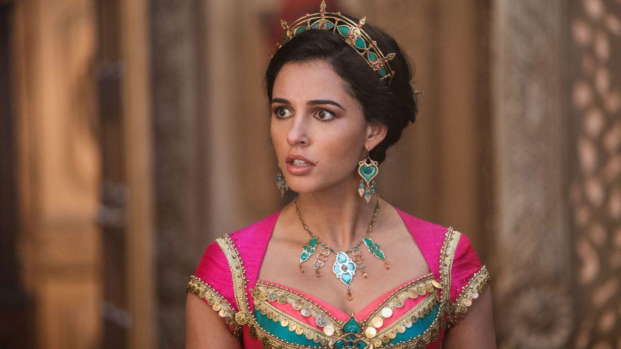 Ecco perché Jasmine è così diversa dal film originale nel remake live-action di Aladdin