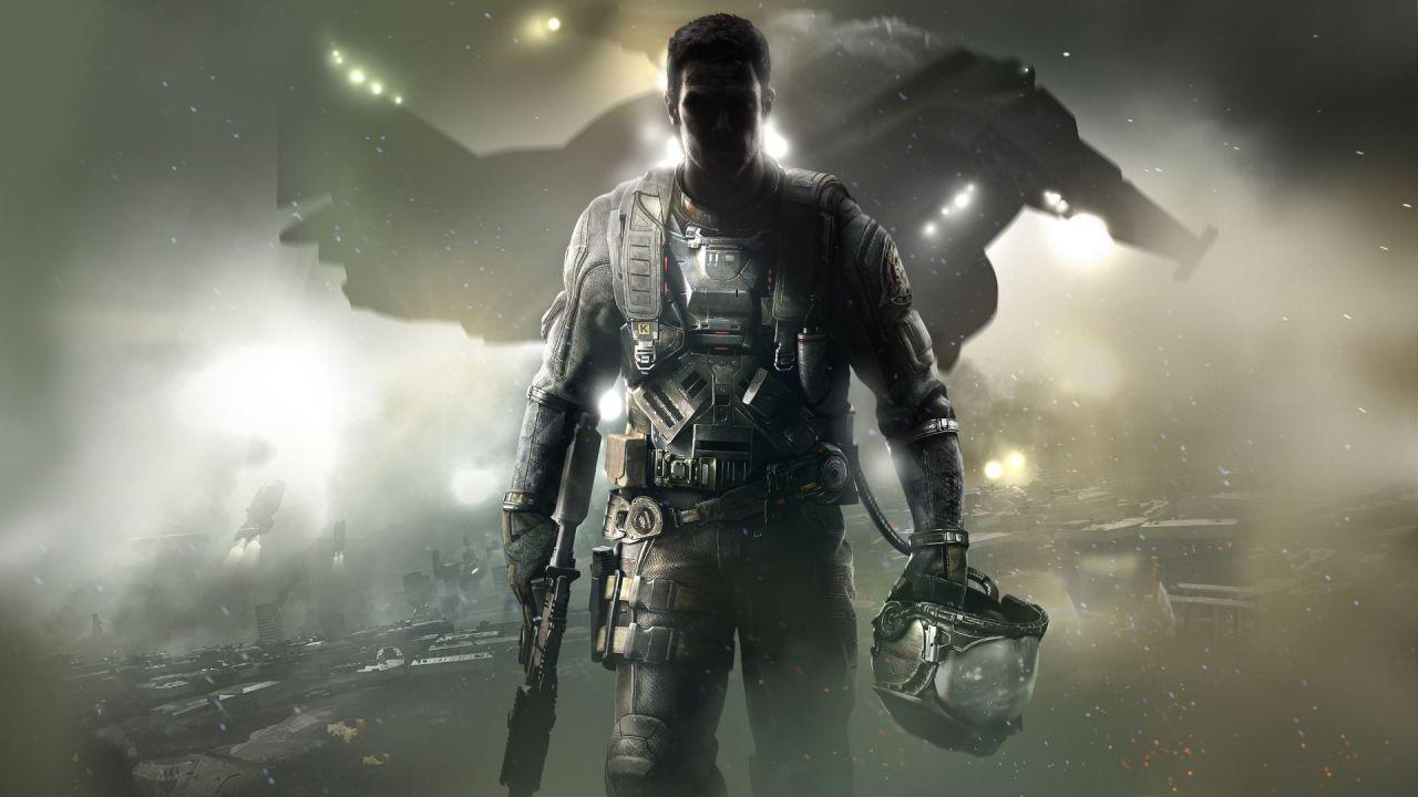 Ecco perchè l'installazione di Call of Duty Infinite Warfare occupa 130 GB