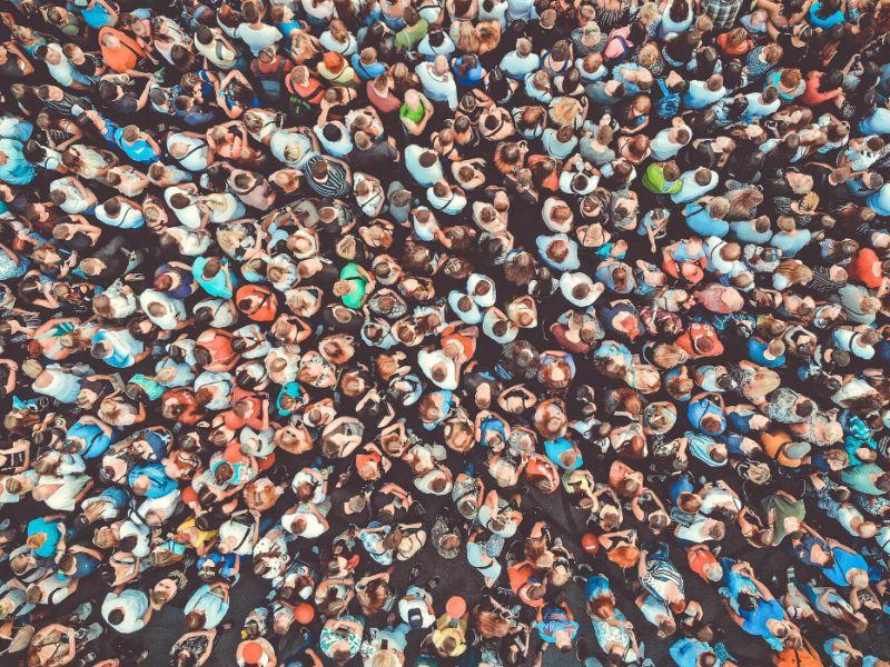 Ecco quante persone ci sono e ci saranno in futuro sulla Terra