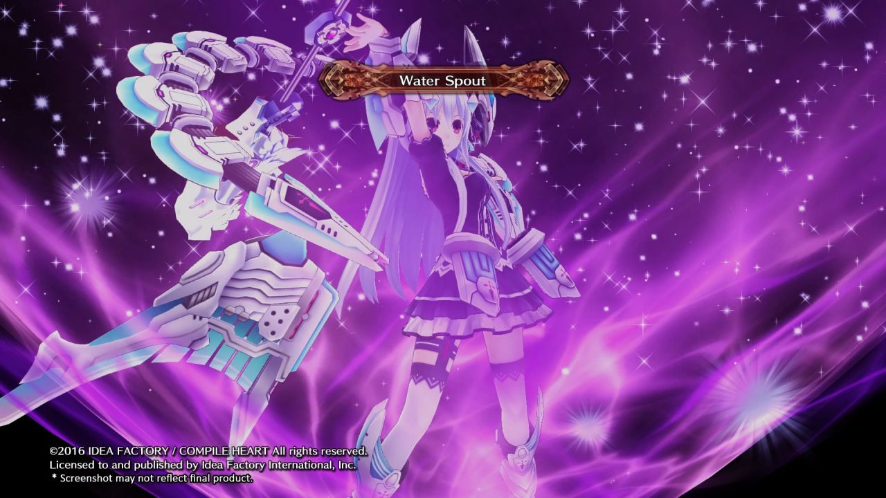 Ecco i primi scatti in inglese di Fairy Fencer F: Advent Dark Force