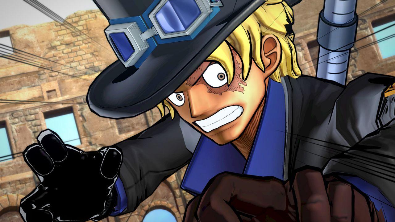 Ecco i primi screenshot per One Piece Burning Blood