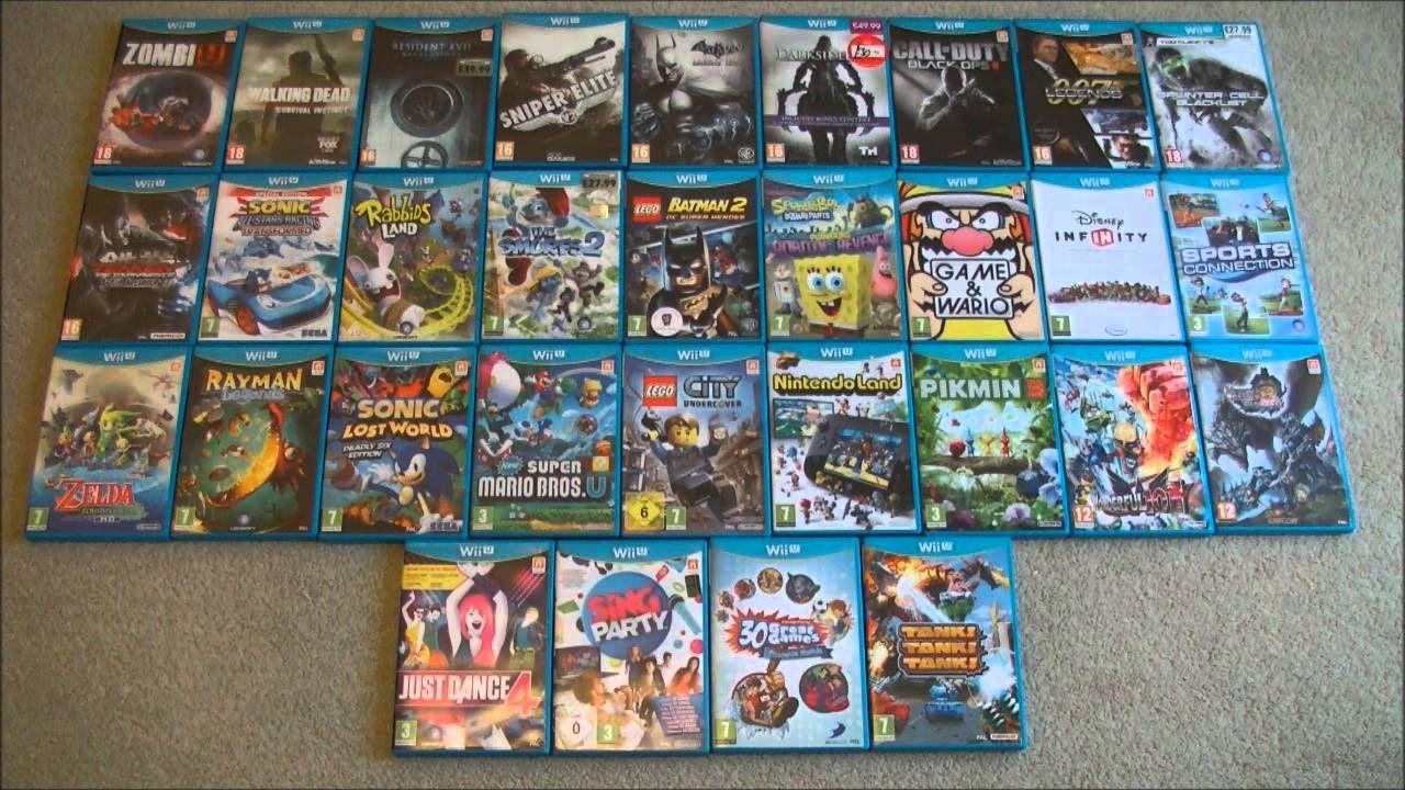 Ecco quali sono i giochi Nintendo più venduti di sempre su Wii U e 3DS