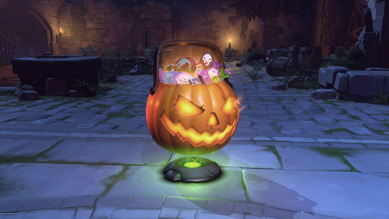 Ecco le skin di Overwatch a tema Halloween
