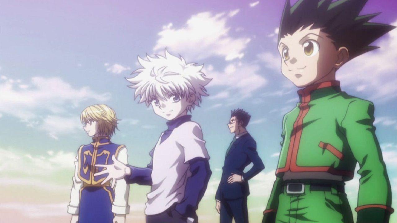 Ecco gli studi originali di Yoshihiro Togashi per i personaggi di Hunter x Hunter