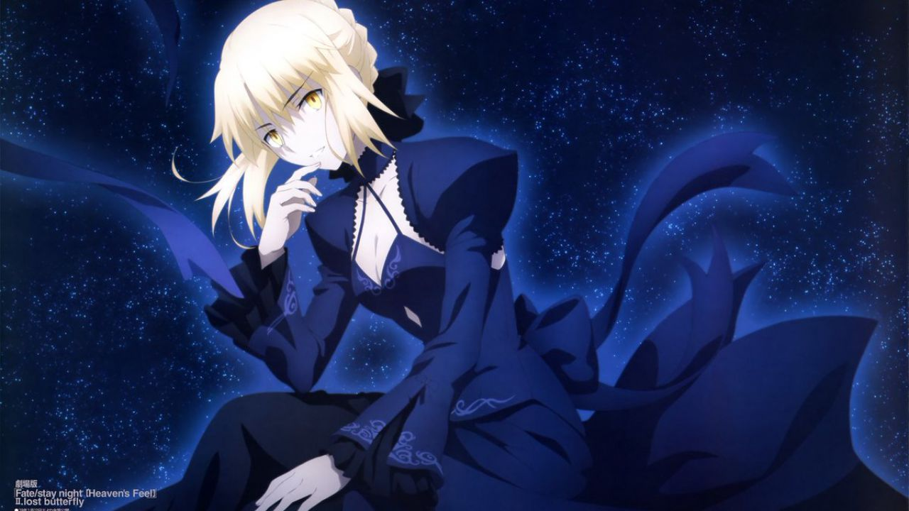 Ecco la theme song ufficiale di Fate/stay night: Heaven's Feel II. lost butterfly