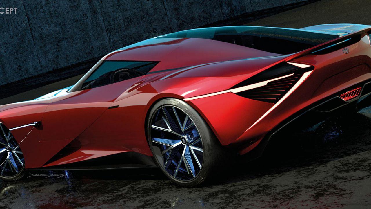 Ecco la Toyota H2+ Concept: il passato si fonde col futuro