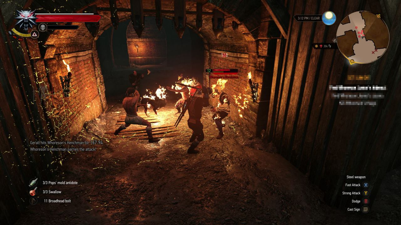 Ecco tutte le impostazioni grafiche personalizzabili su PC in The Witcher 3: Wild Hunt