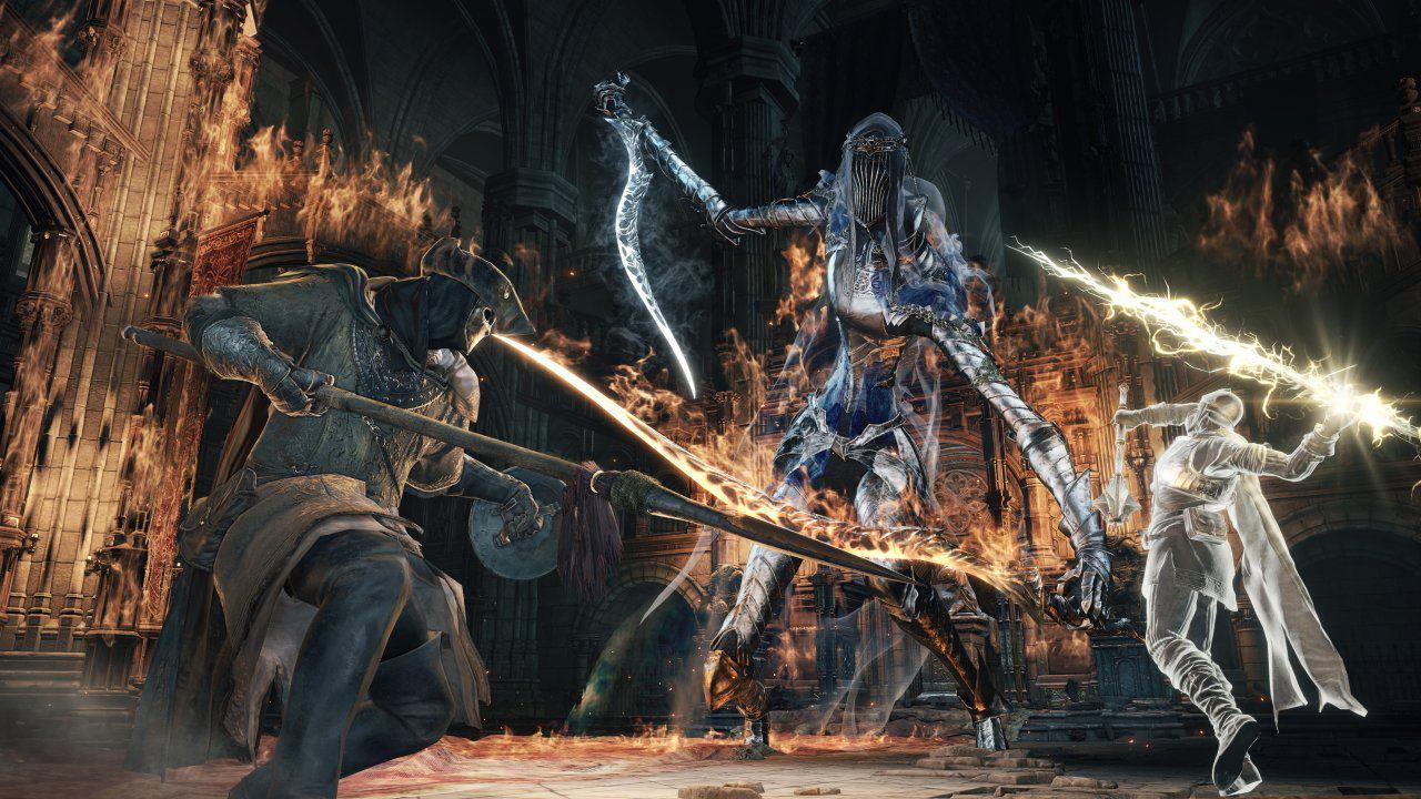 Ecco un'ora di gameplay dalla beta di Dark Souls 3