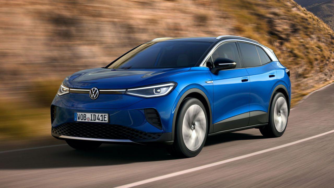 Ecco la Volkswagen ID.4: prezzi, autonomia e potenza della nuova EV