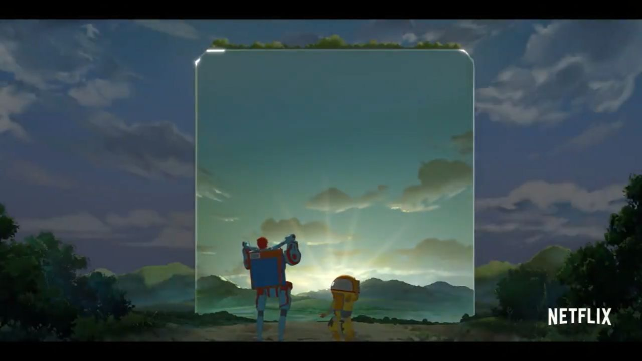 EDEN: l'anime originale Netflix dal regista di FMA: Brotherhood ha una data d'uscita