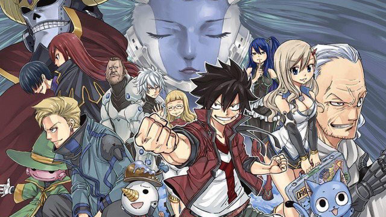 EDENS ZERO, il nuovo manga ideato dall'autore di Fairy Tail, verrà pubblicato in 5 lingue