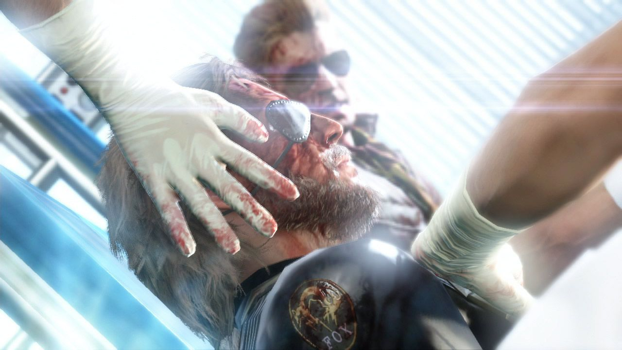EDGE premia Metal Gear Solid V The Phantom Pain e boccia Devil's Third