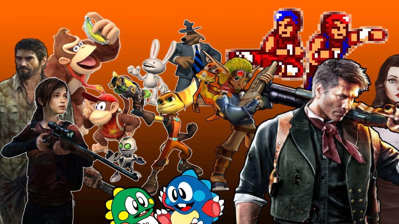 EDGE pubblica la classifica dei 100 migliori giochi di tutti i tempi