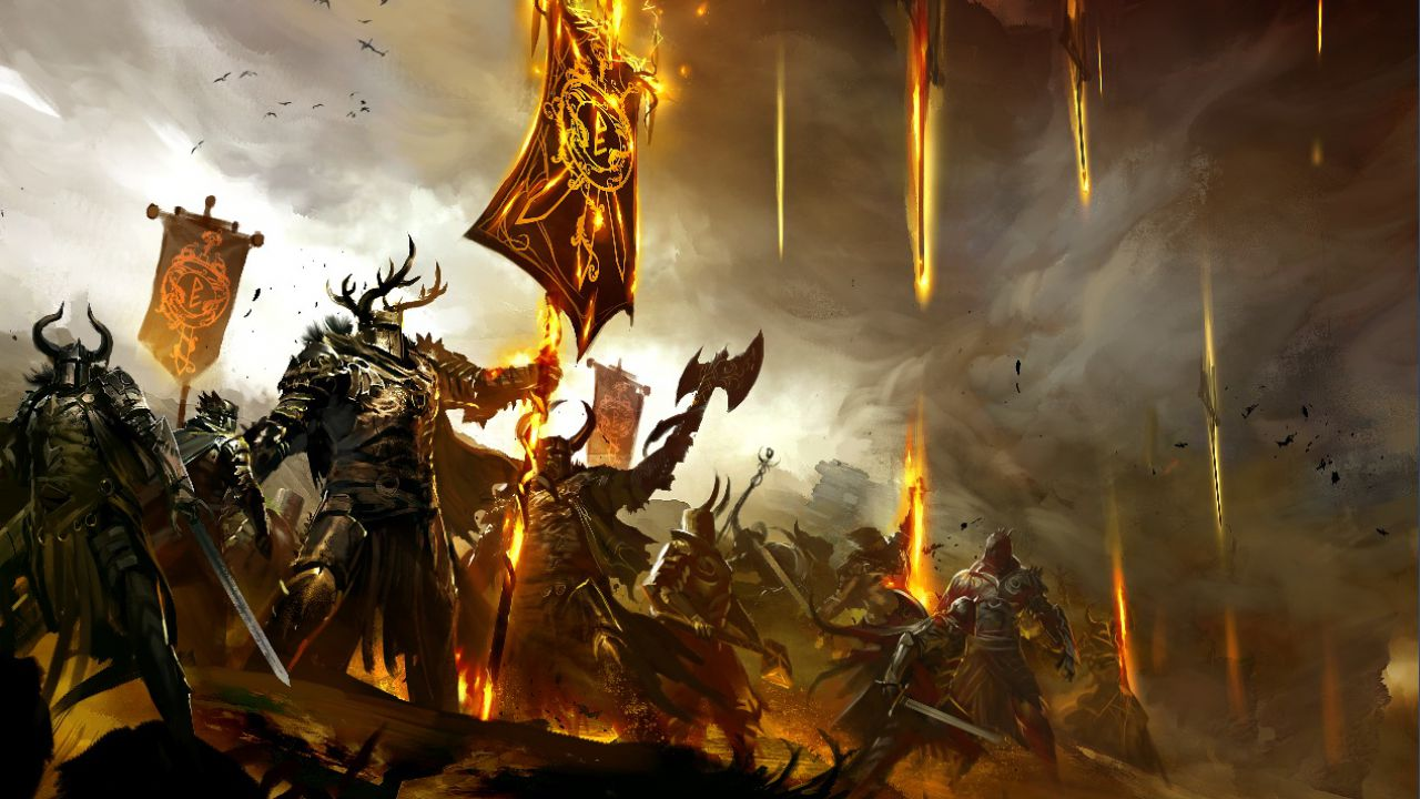 Edizione Pre-acquisto di Guild Wars 2 Heart of Thorns disponibile dal 23 giugno