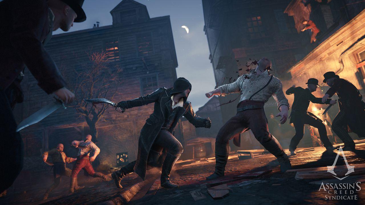 Effetti meteorologici e fasi di gioco in notturna confermati in Assassin's Creed Syndicate