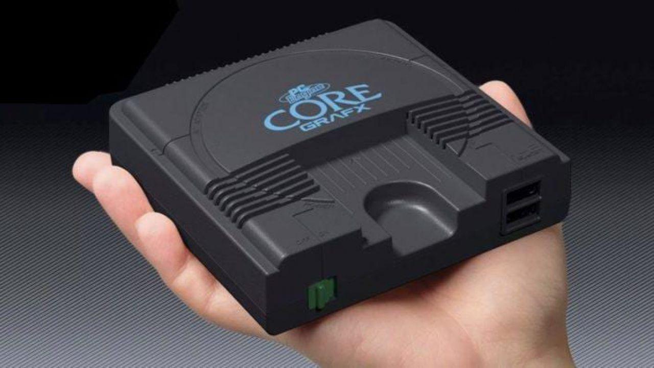 Effetto Coronavirus: Konami sospende la produzione del PC Engine Mini