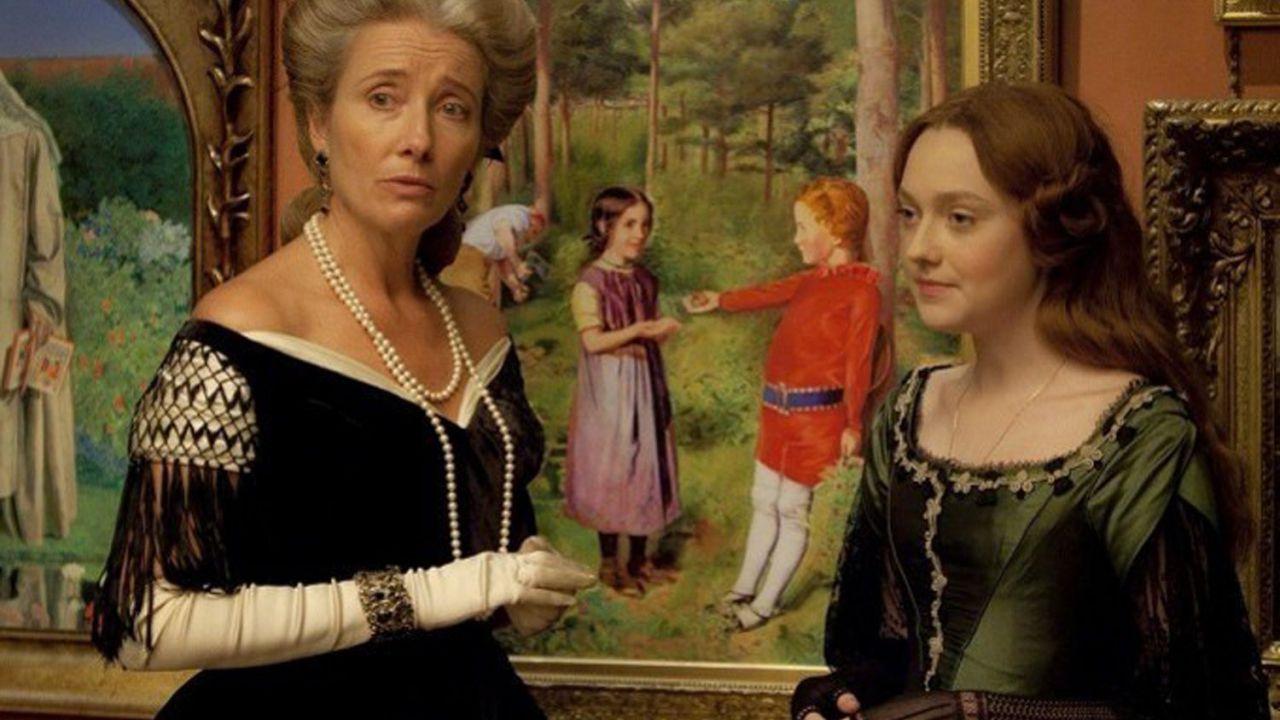 Effie Gray e le due cause legali vinte da Emma Thompson per il film con Dakota Fanning